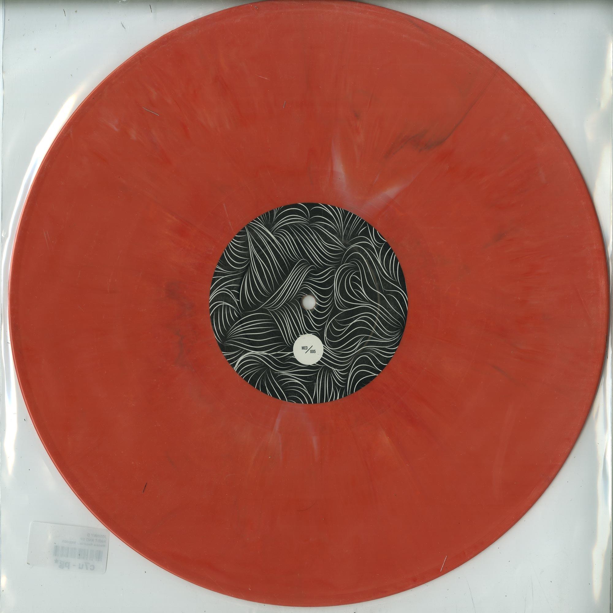 Johnny D - PAR-T AND EP