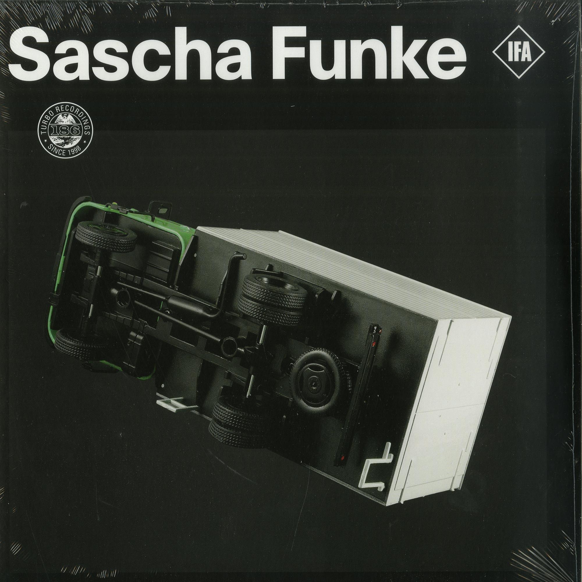 Sascha Funke - IFA