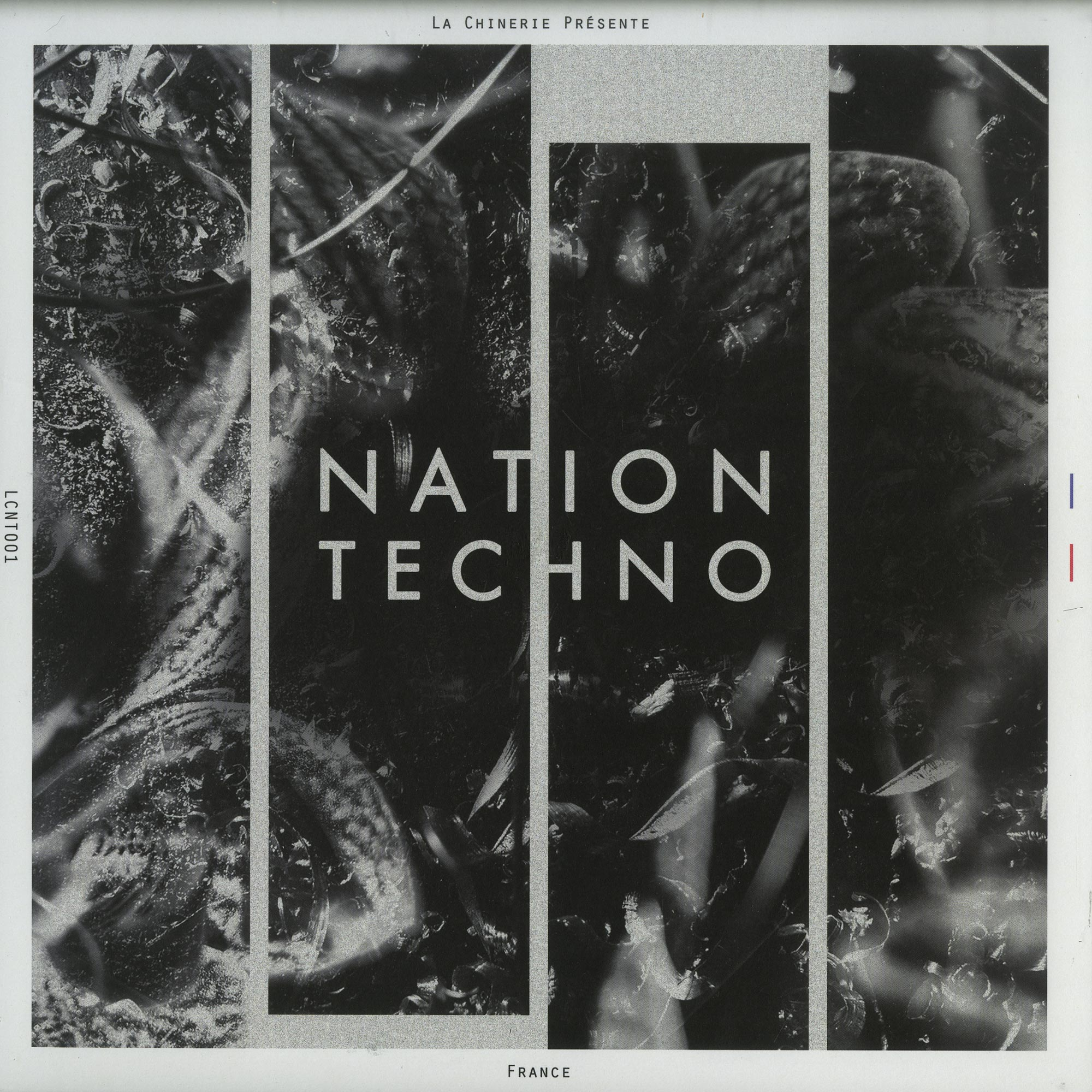 Various Artists - NATION TECHNO: FRANCE