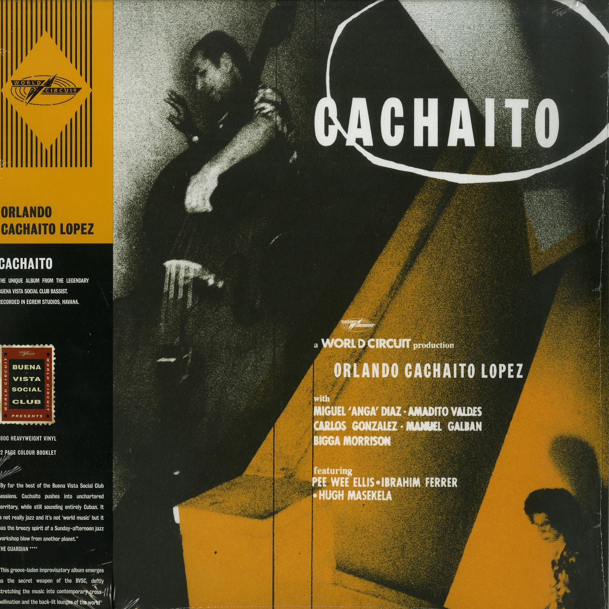 Orlando Cachaito Lopez - CACHAITO