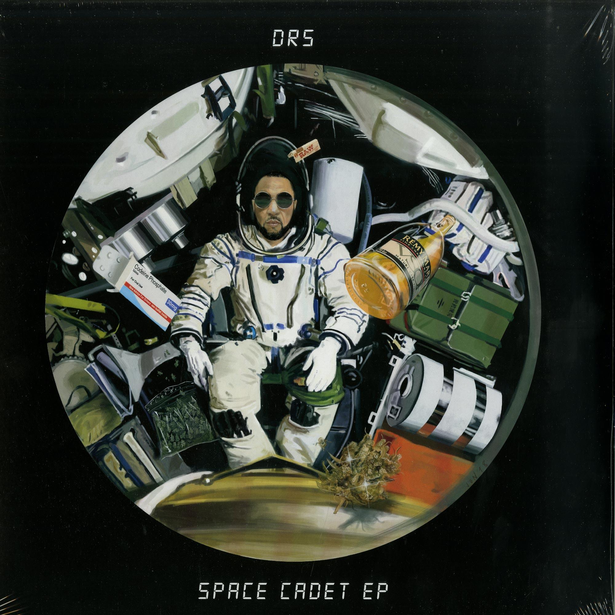 DRS - SPACE CADET EP