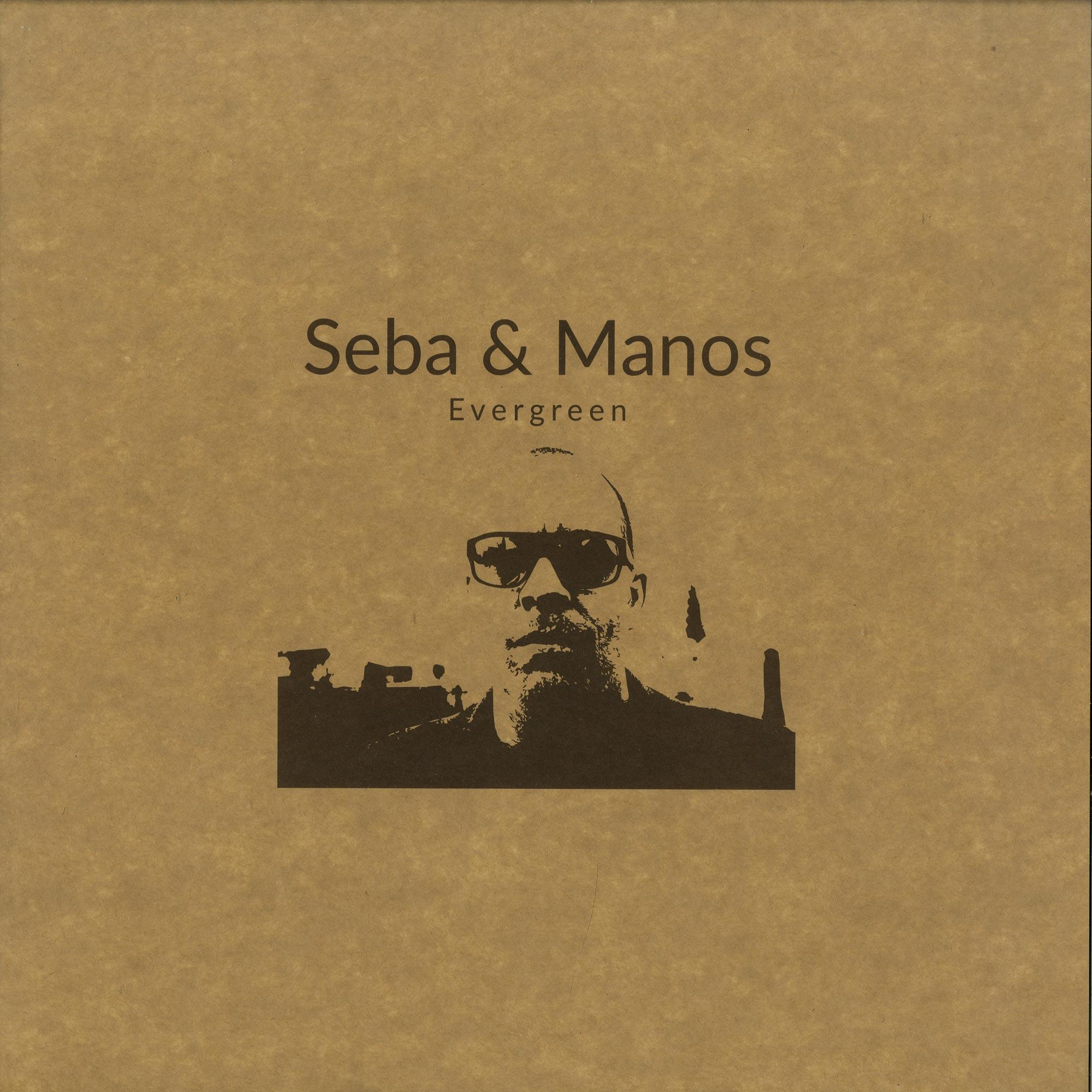 Seba & Robert Manos - EVERGREEN