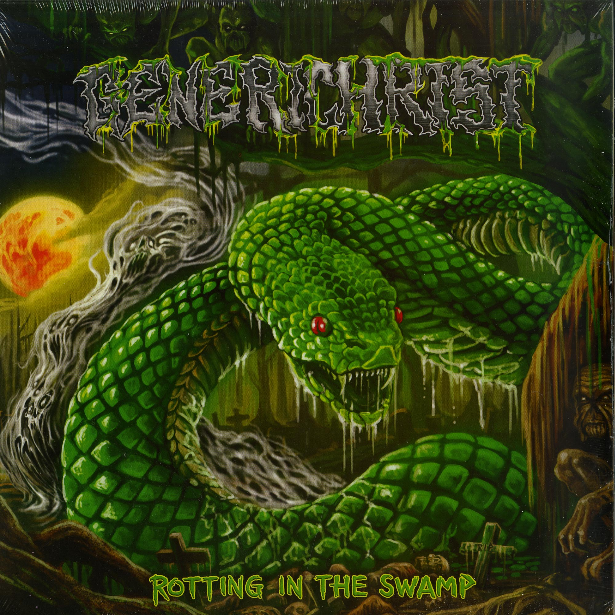 Generichrist - ROTTING IN THE SWAMP