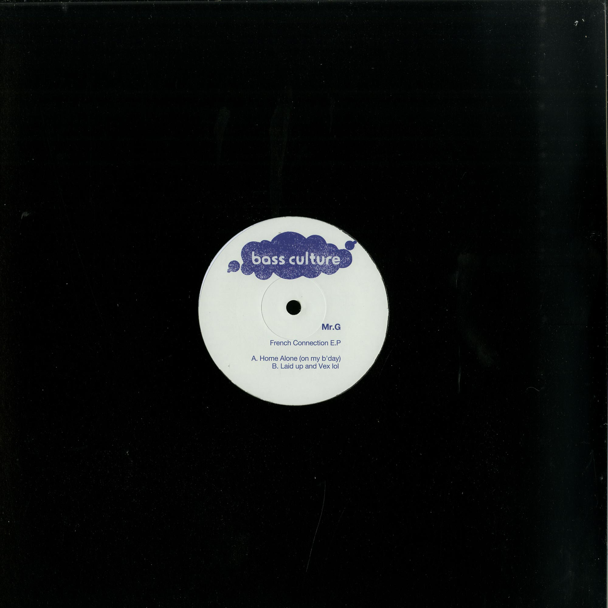 Mr. G - FRENCH CONNECTION E.P