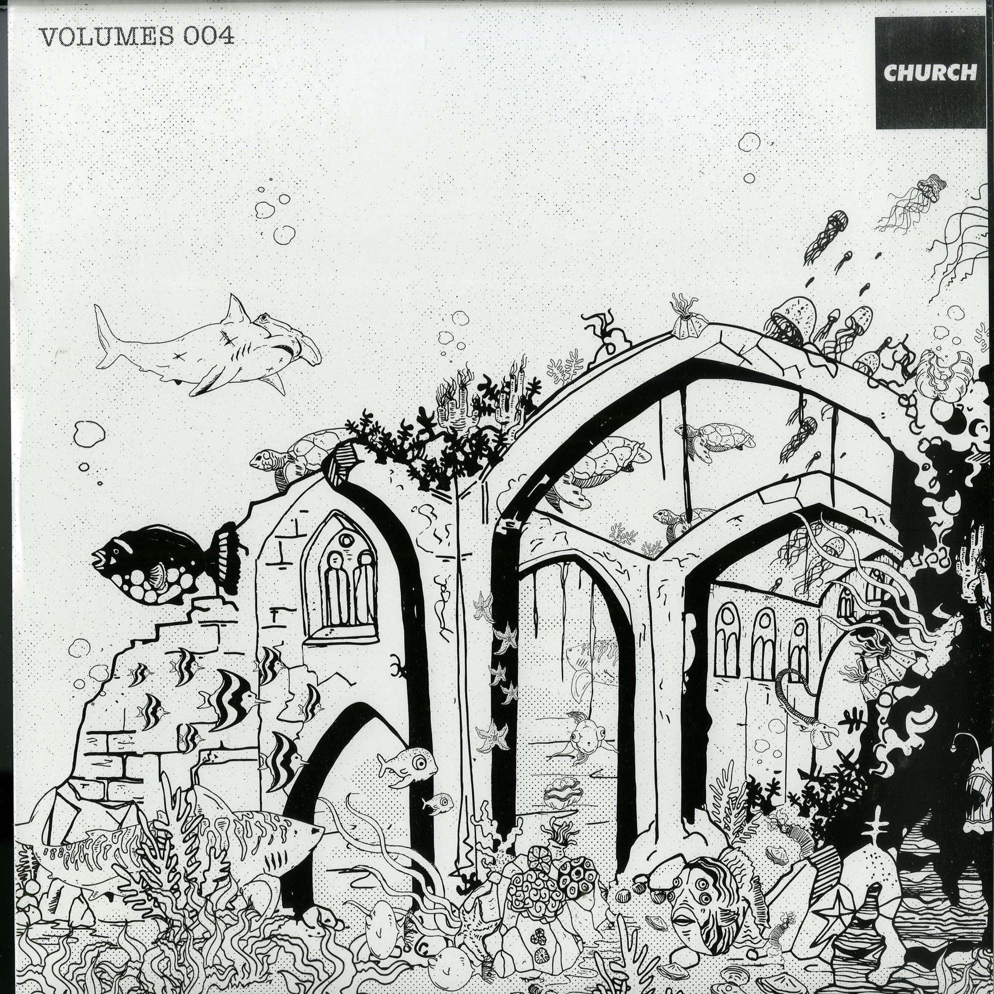 Various Artists - CHURCH VOLUMES 004