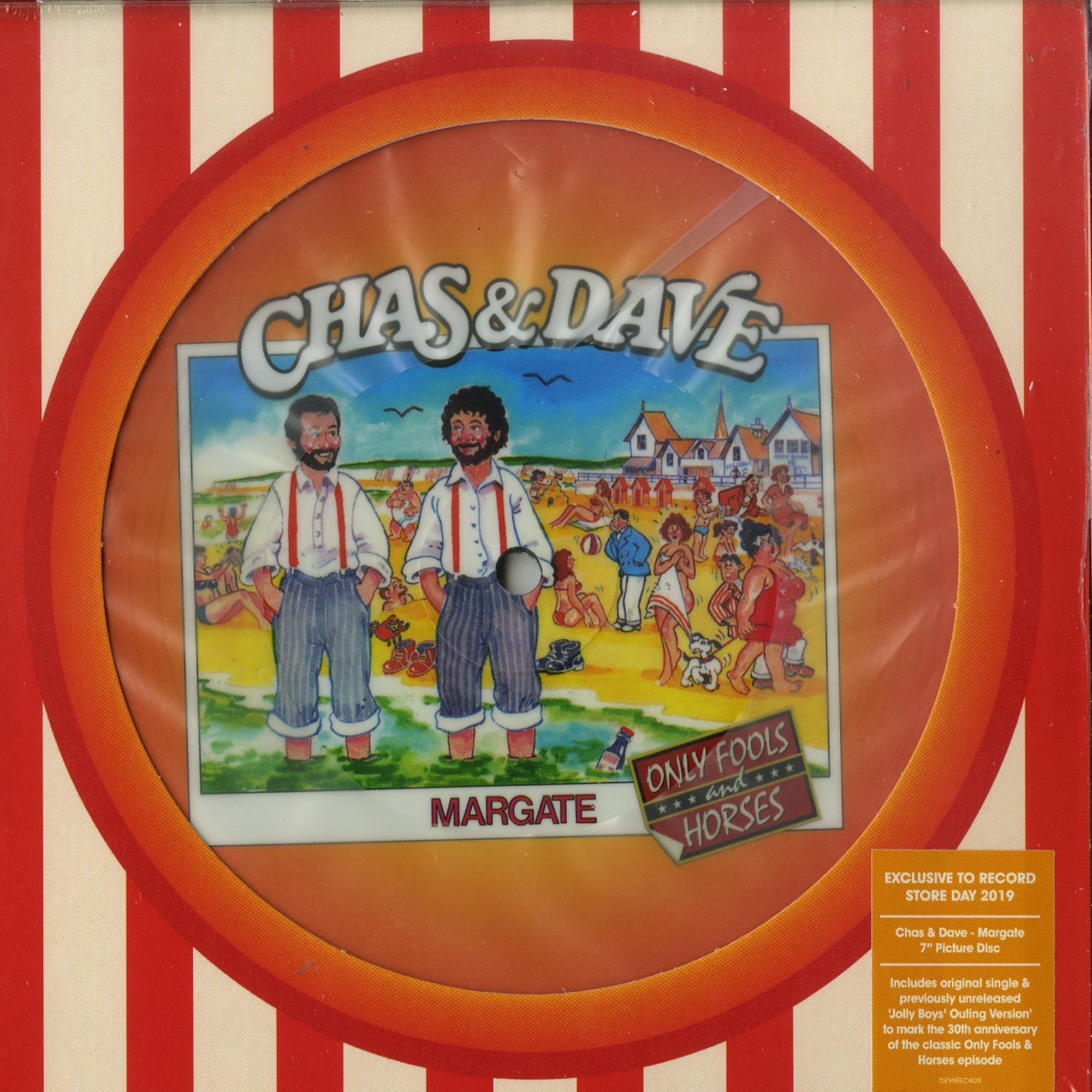 Chas & Dave - MARGATE