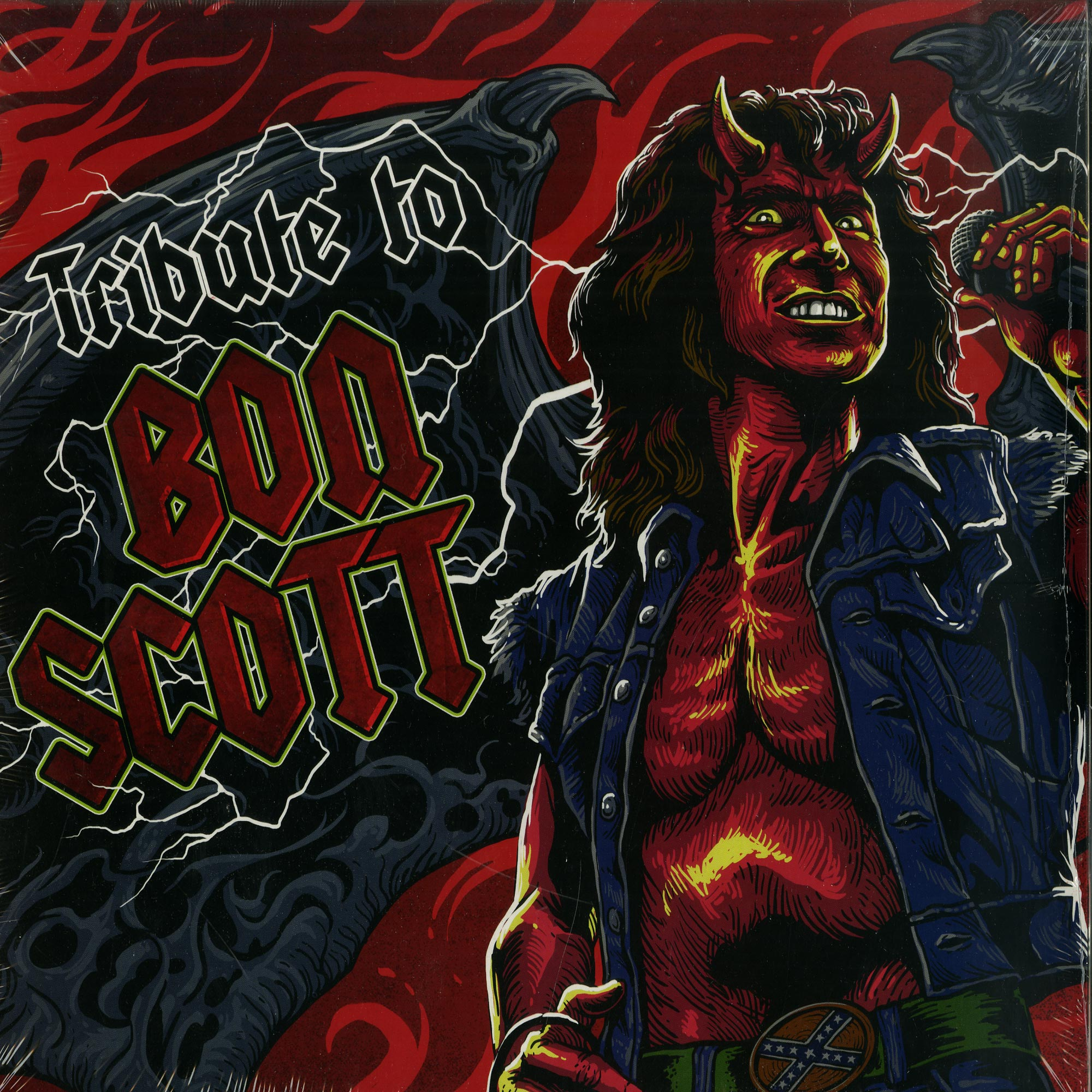 Various Artists - A TRIBUTE TO BON SCOTT