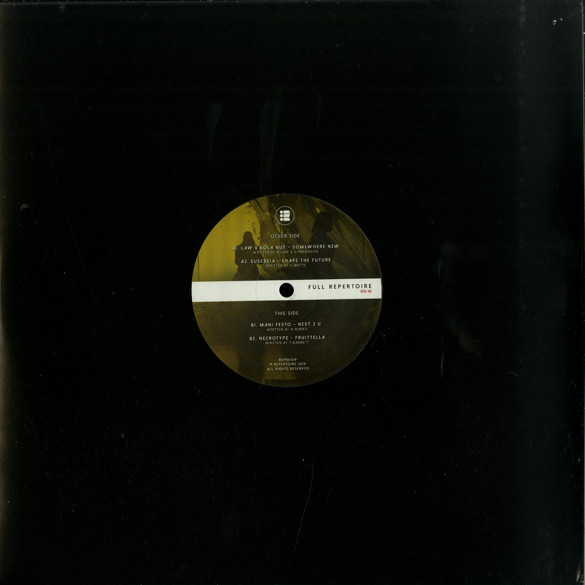 Various Artists - FULL REPERTOIRE VOL.2