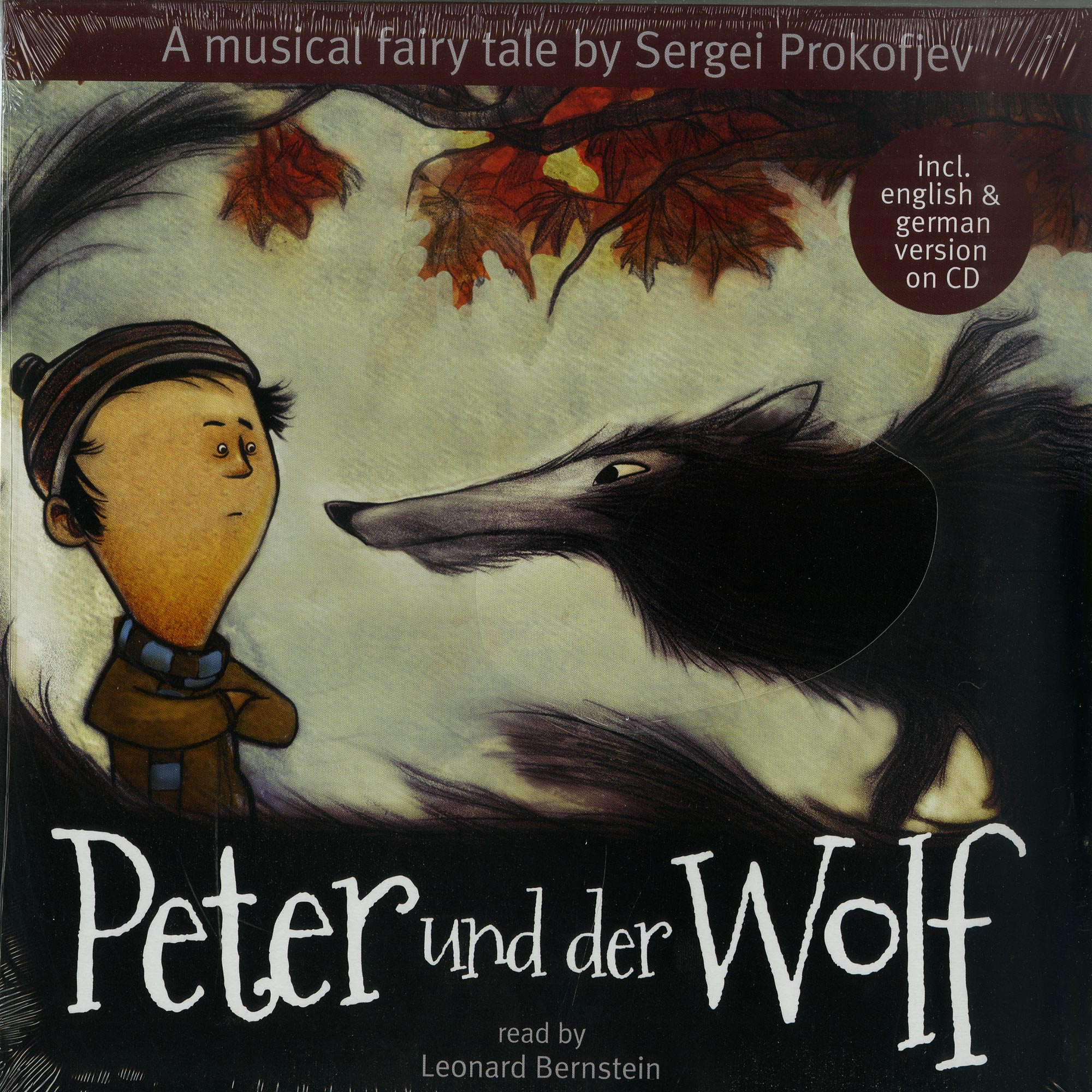 Leonard Bernstein - PETER AND THE WOLF