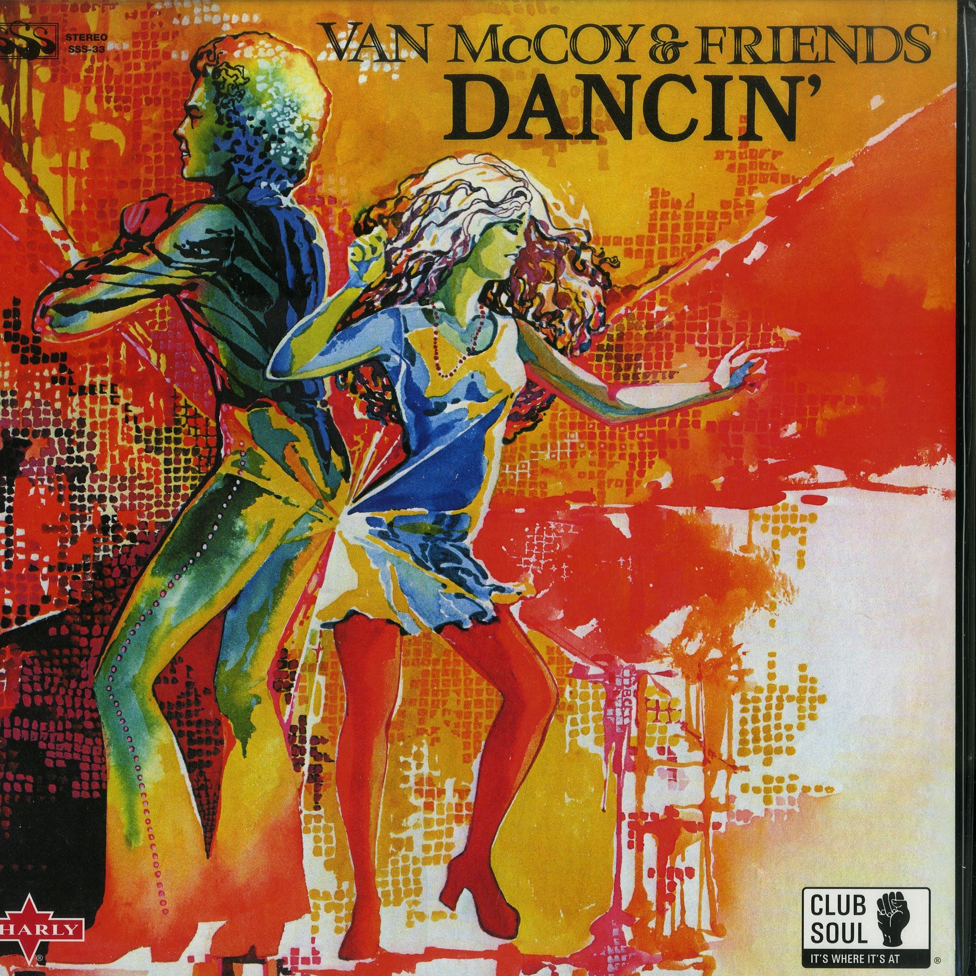 Van McCoy & Friends - DANCIN