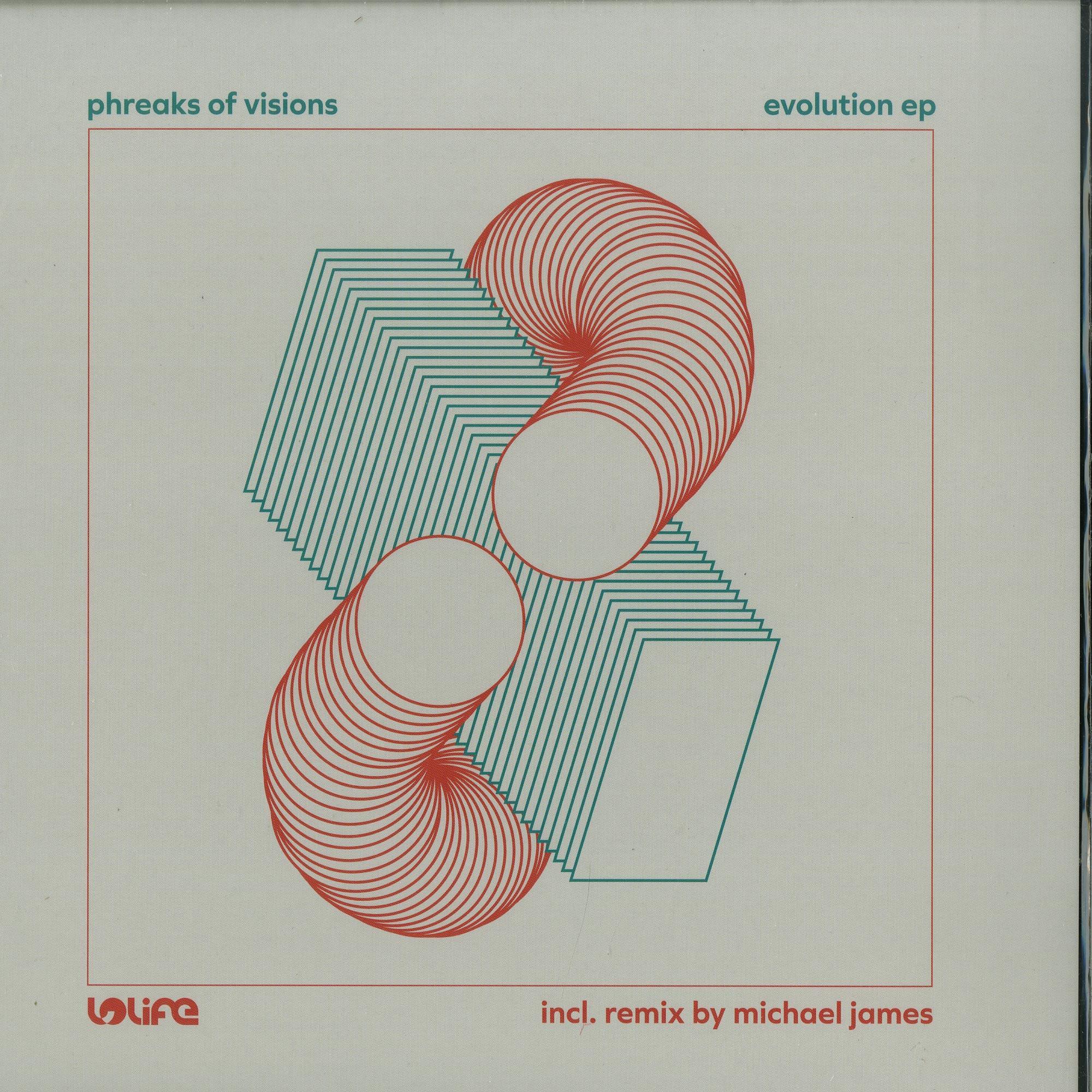 Phreaks of Visions - EVOLUTION