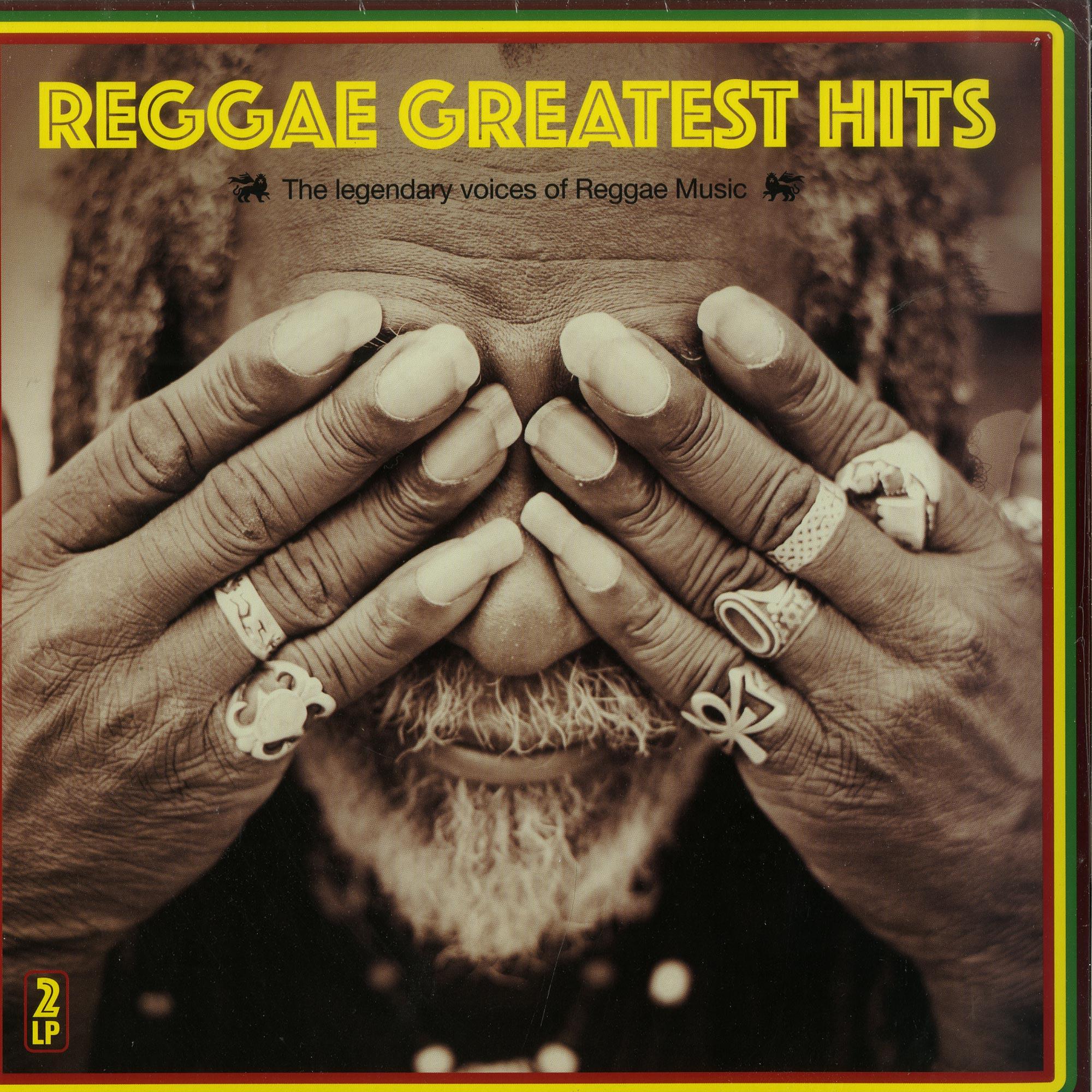 Various Artists - REGGAE GREATEST HITS