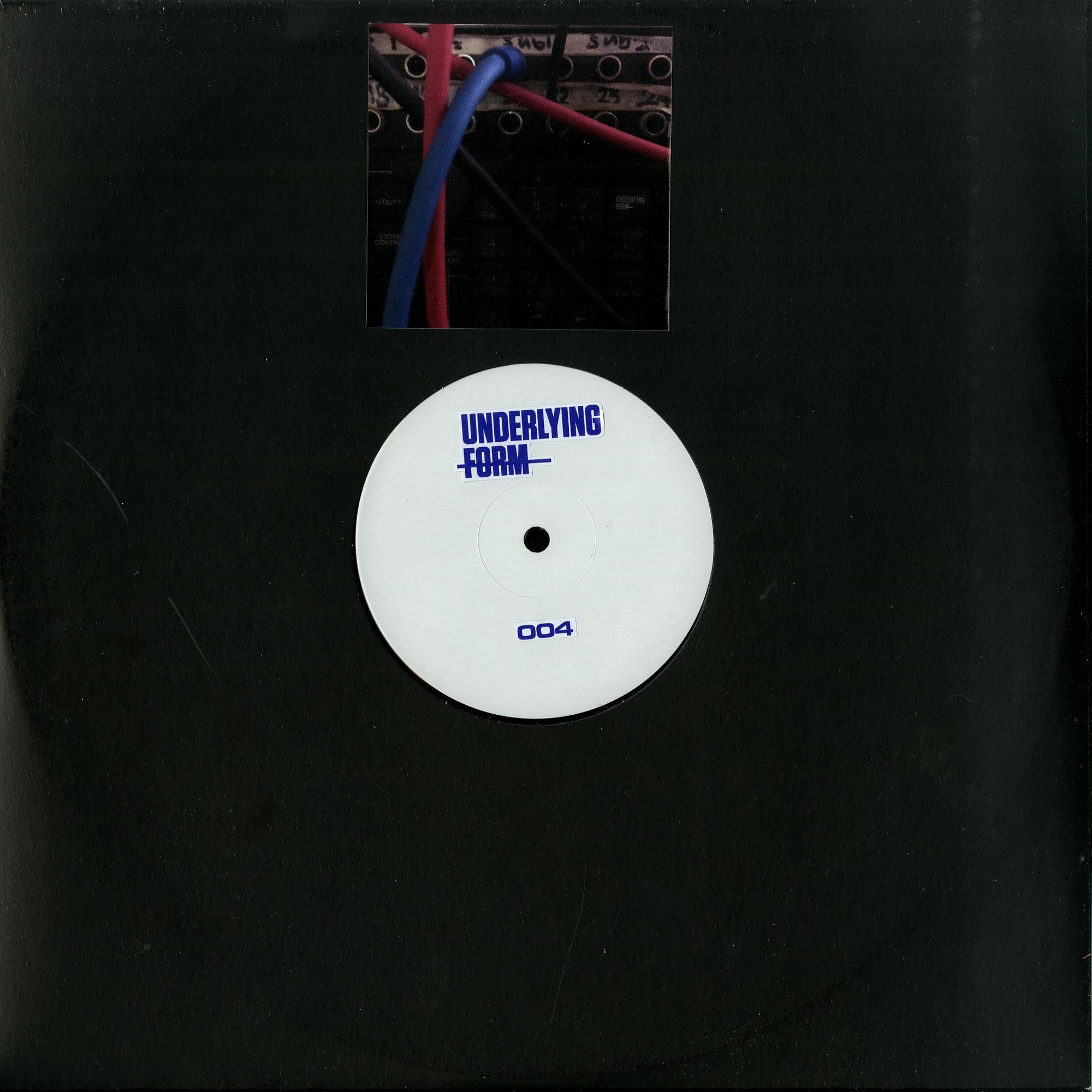 Darren Allen & Break It - THINK, DONT THINK EP