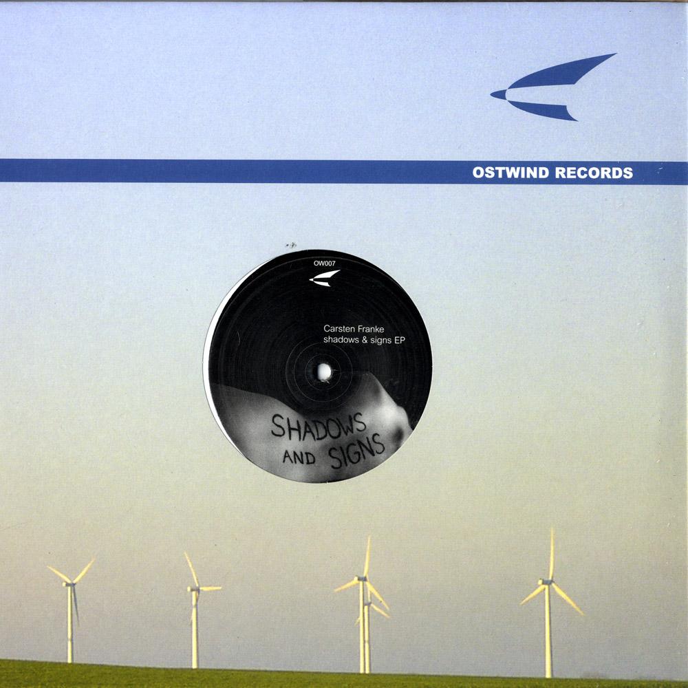 Carsten Franke - SHADOWS & SIGNS EP