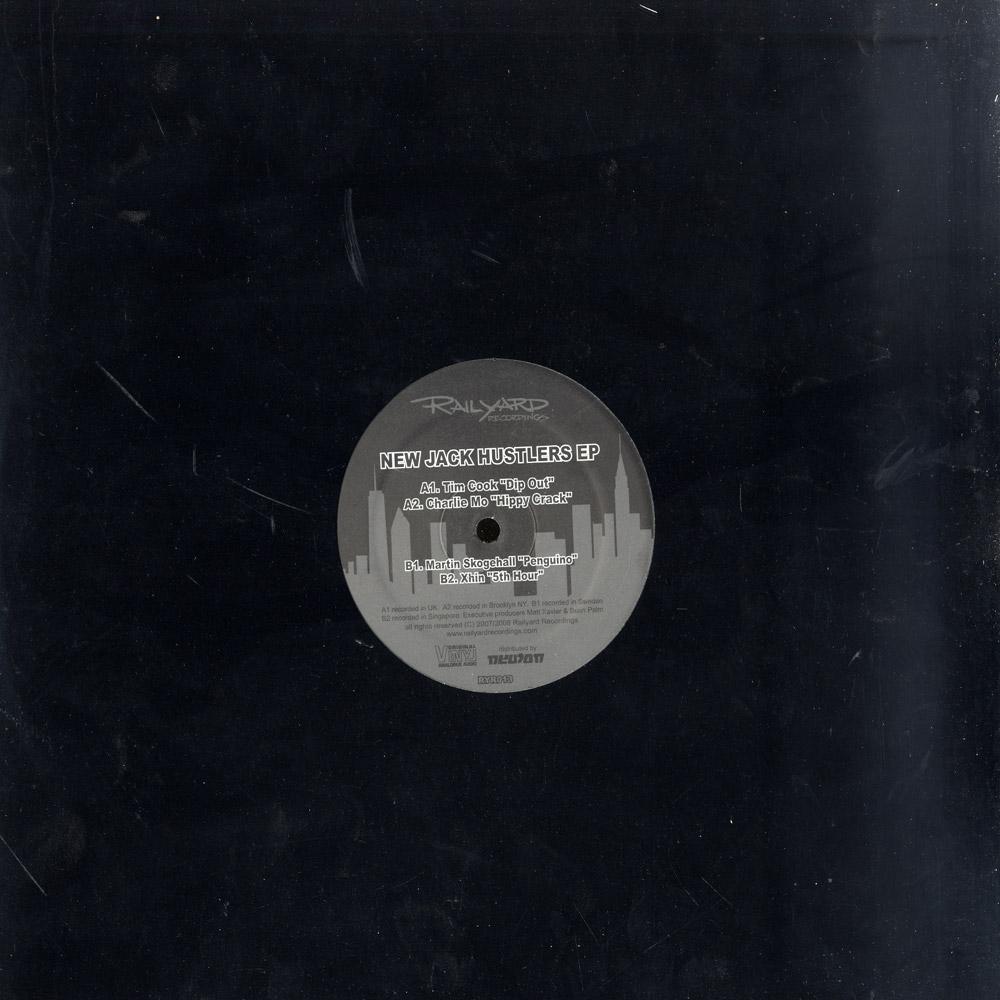 V/A - NEW JACK HUSTLERS EP