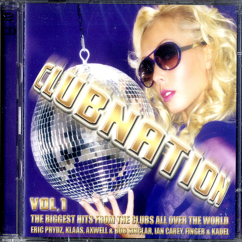 Various Artists - CLUBNATION VOL.1
