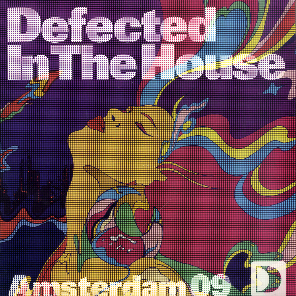 Defected In The House - AMSTERDAM 09 PART 1