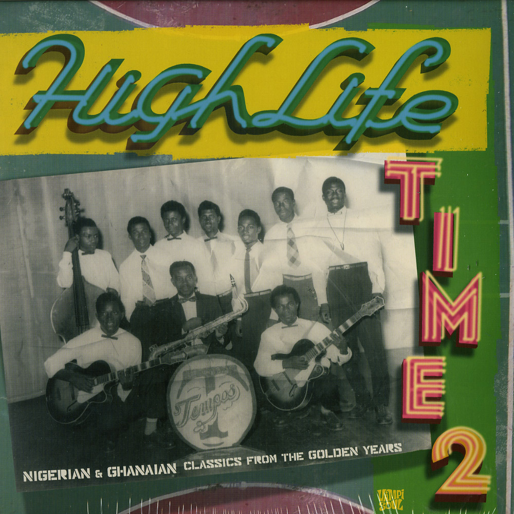 Various Artists - HIGHLIFE TIME VOL.2