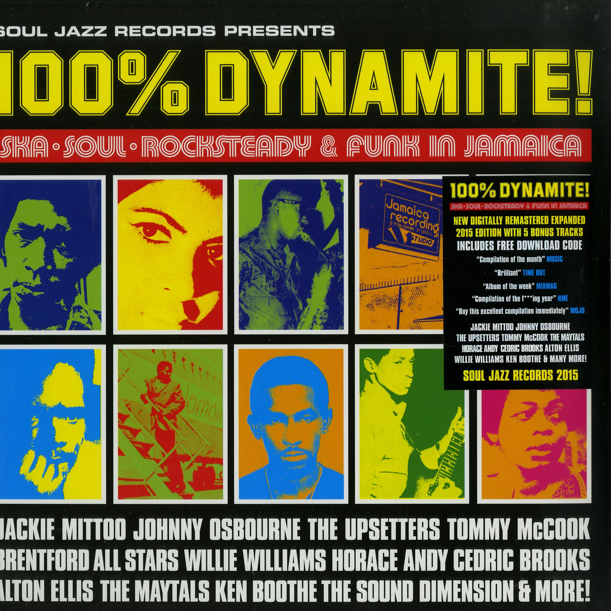 Various Artists - 100% DYNAMITE!