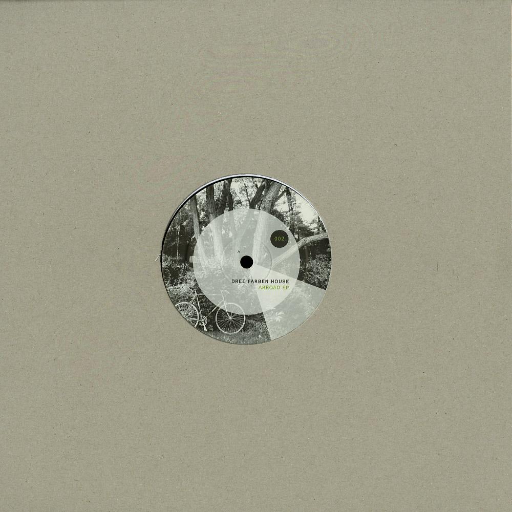 Drei Farben House - ABROAD EP