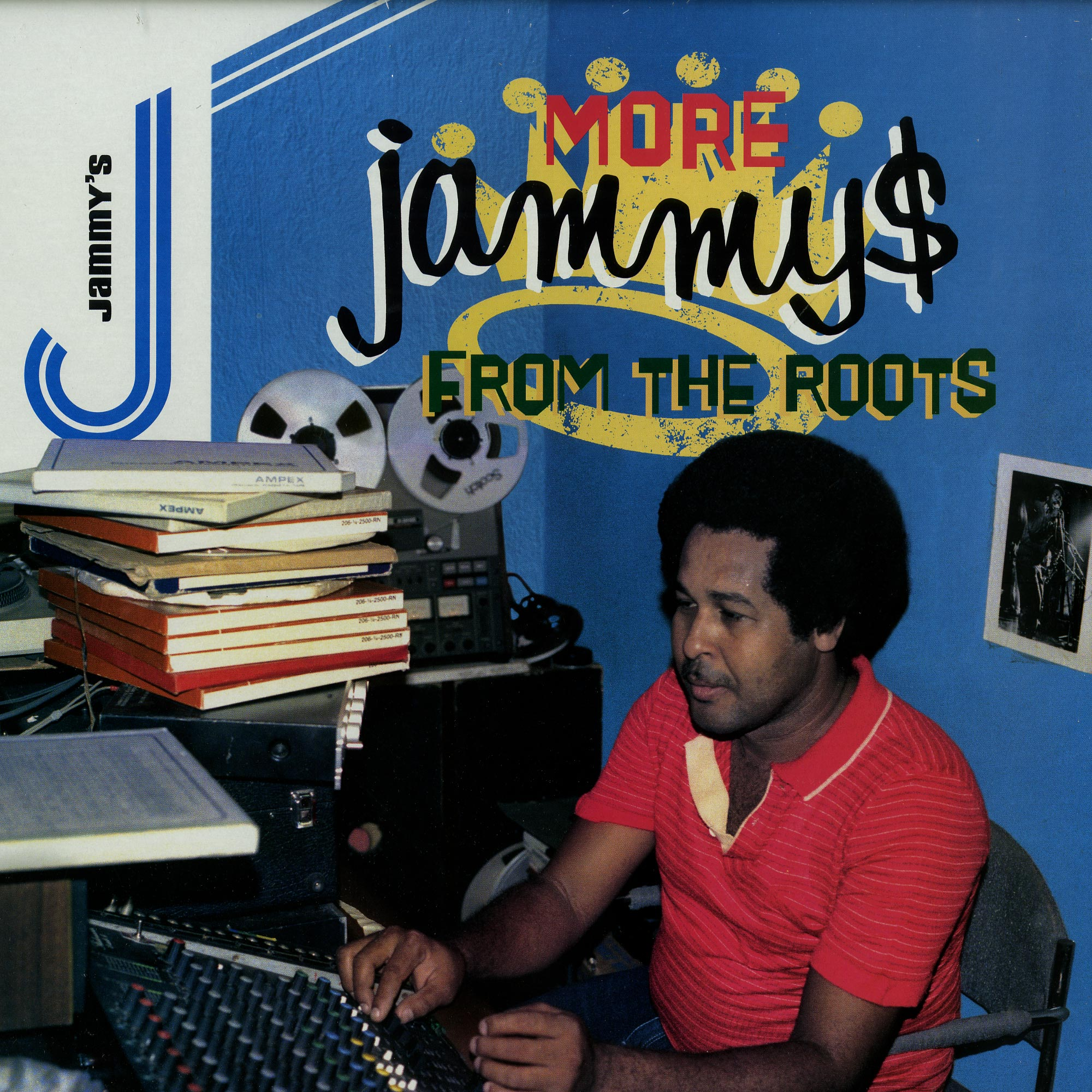 Various Artists - MORE JAMMYS FROM THE ROOTS