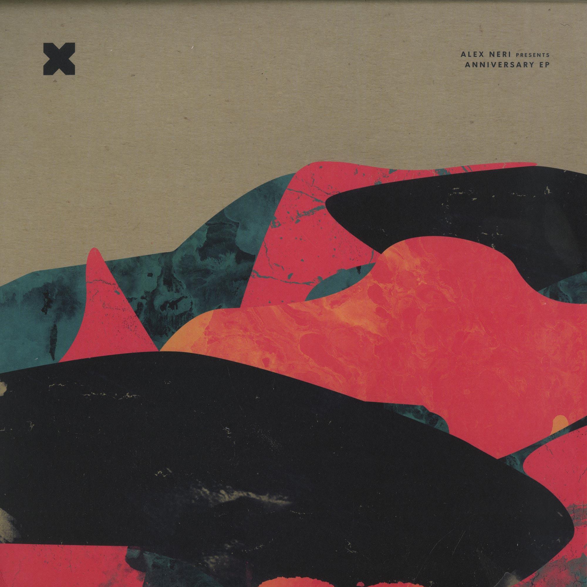 Alex Neri - ANNIVERSARY EP