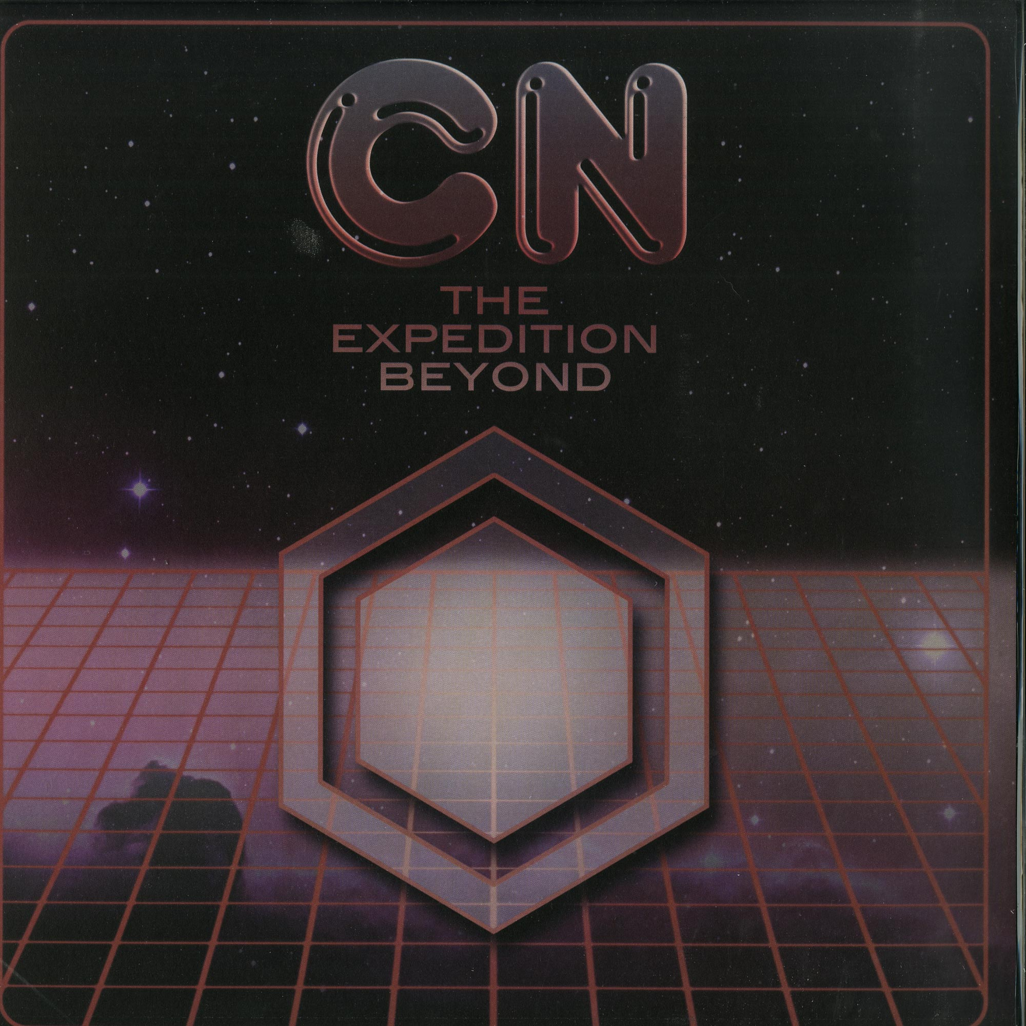 CN - THE EXPEDITION BEYOND