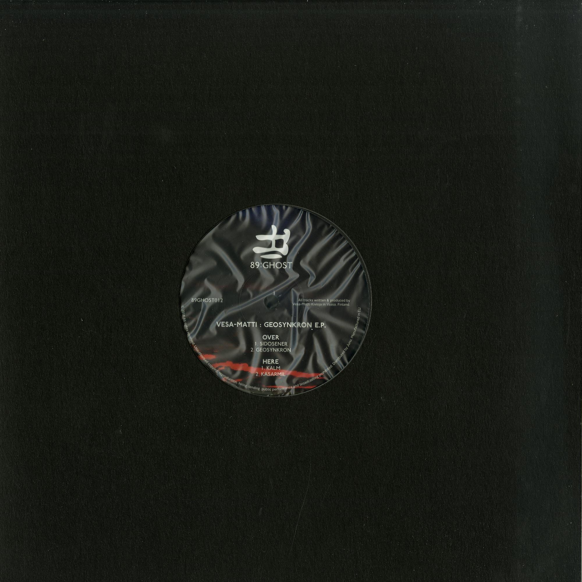 Vesa Matti - GEOSYNKRON EP