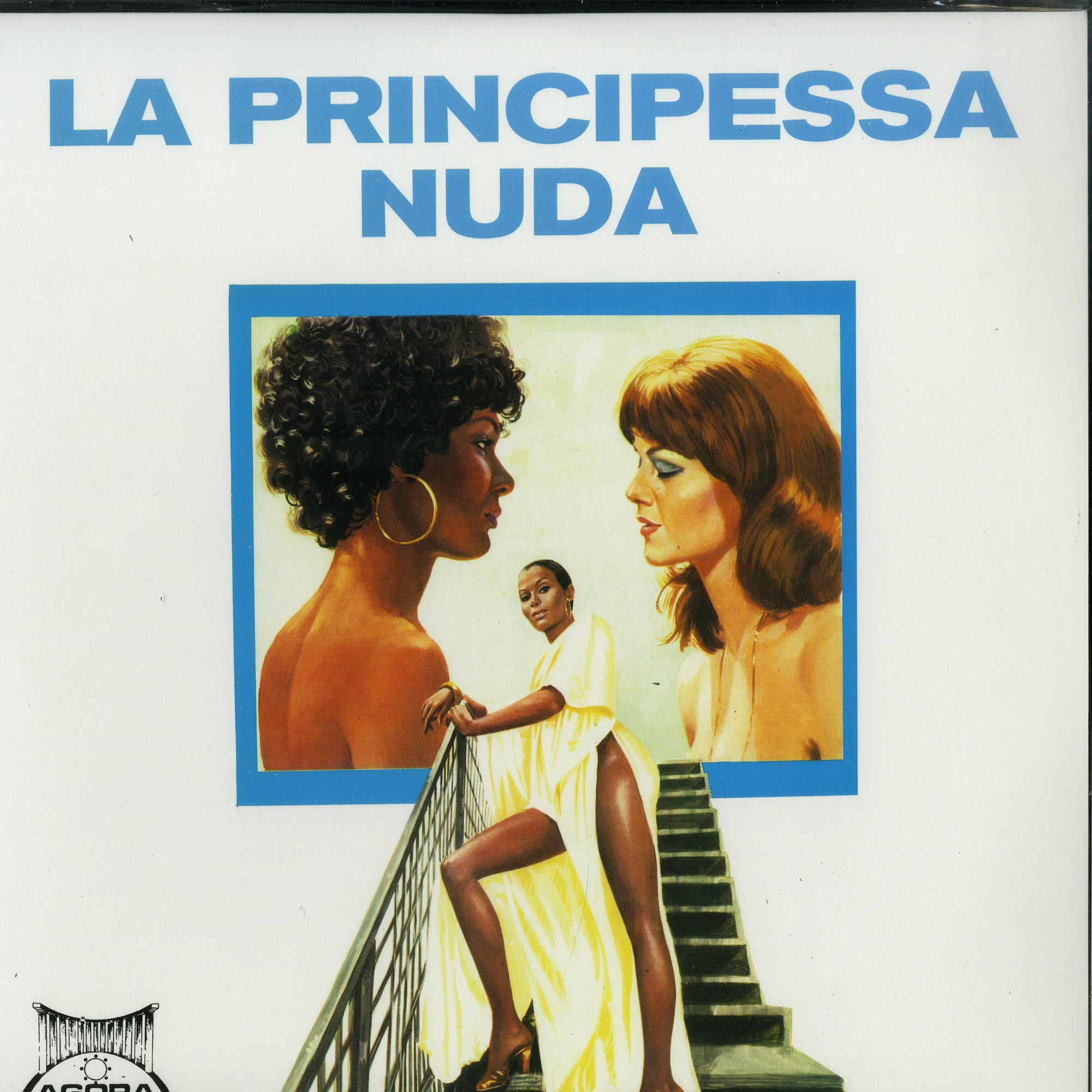 Detto Mariano - LA PRINCIPESSA NUDA O.S.T.