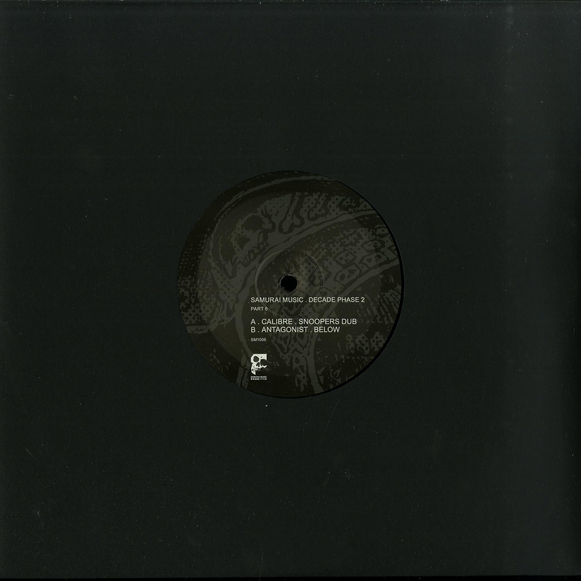 Various Artists - SAMURAI MUSIC DECADE PART 6