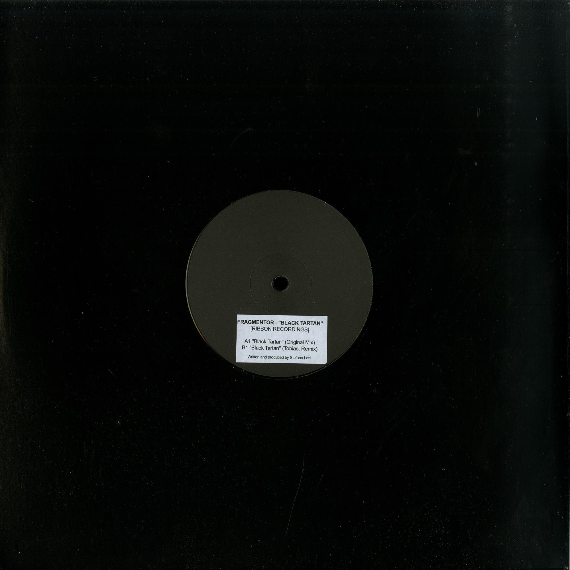 Fragmentor - BLACK TARTAN