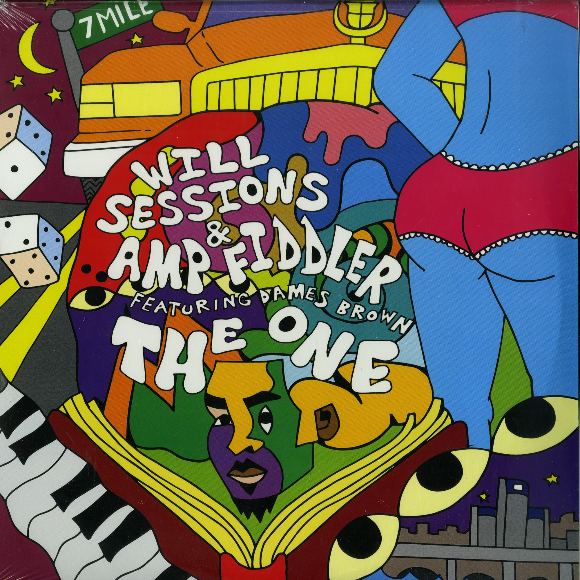 Will Sessions & Amp Fiddler ft. Dames Brown - THE ONE