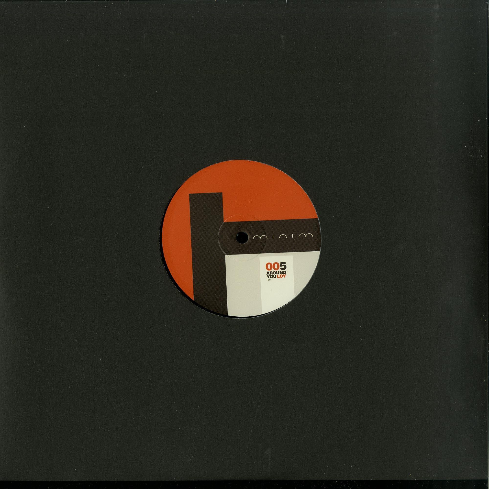 LOy - AROUND YOU EP