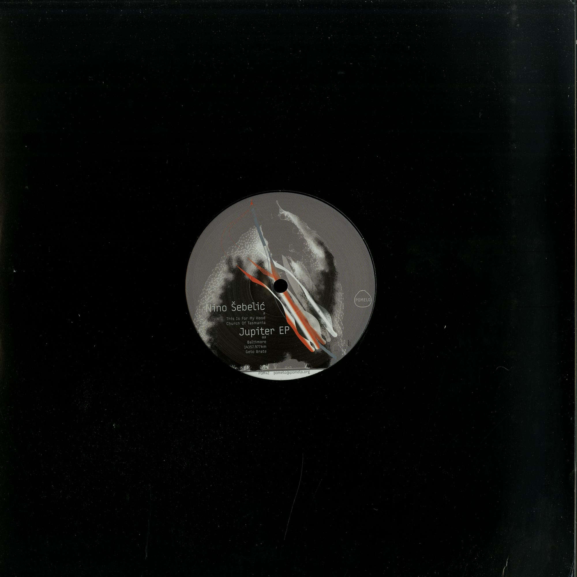 Nino Sebelic - JUPITER EP