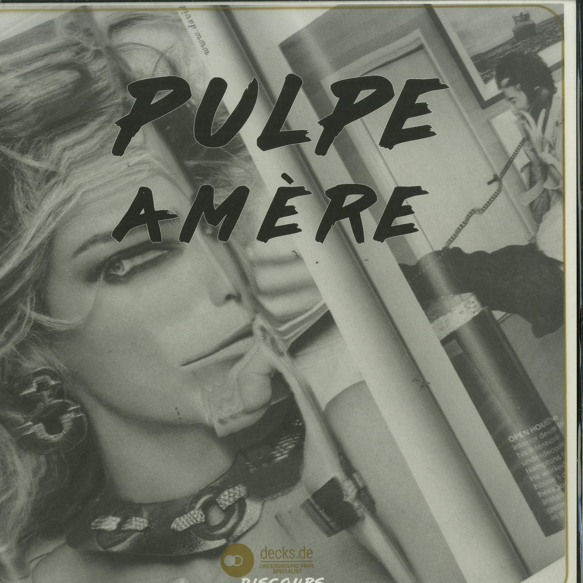 Various Artists - PULPE AMERE EP