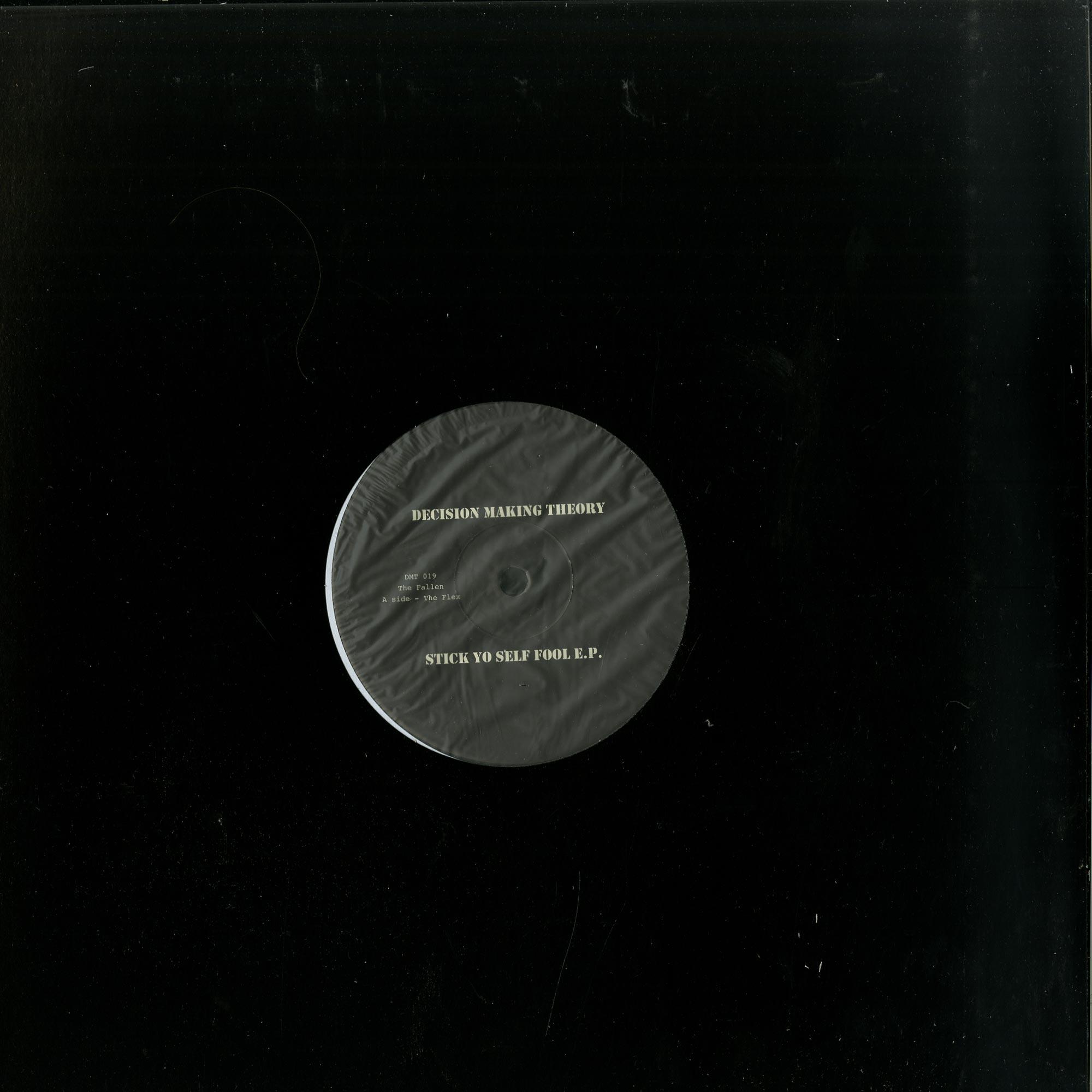 The Fallen - STICK YO SELF FOOL EP