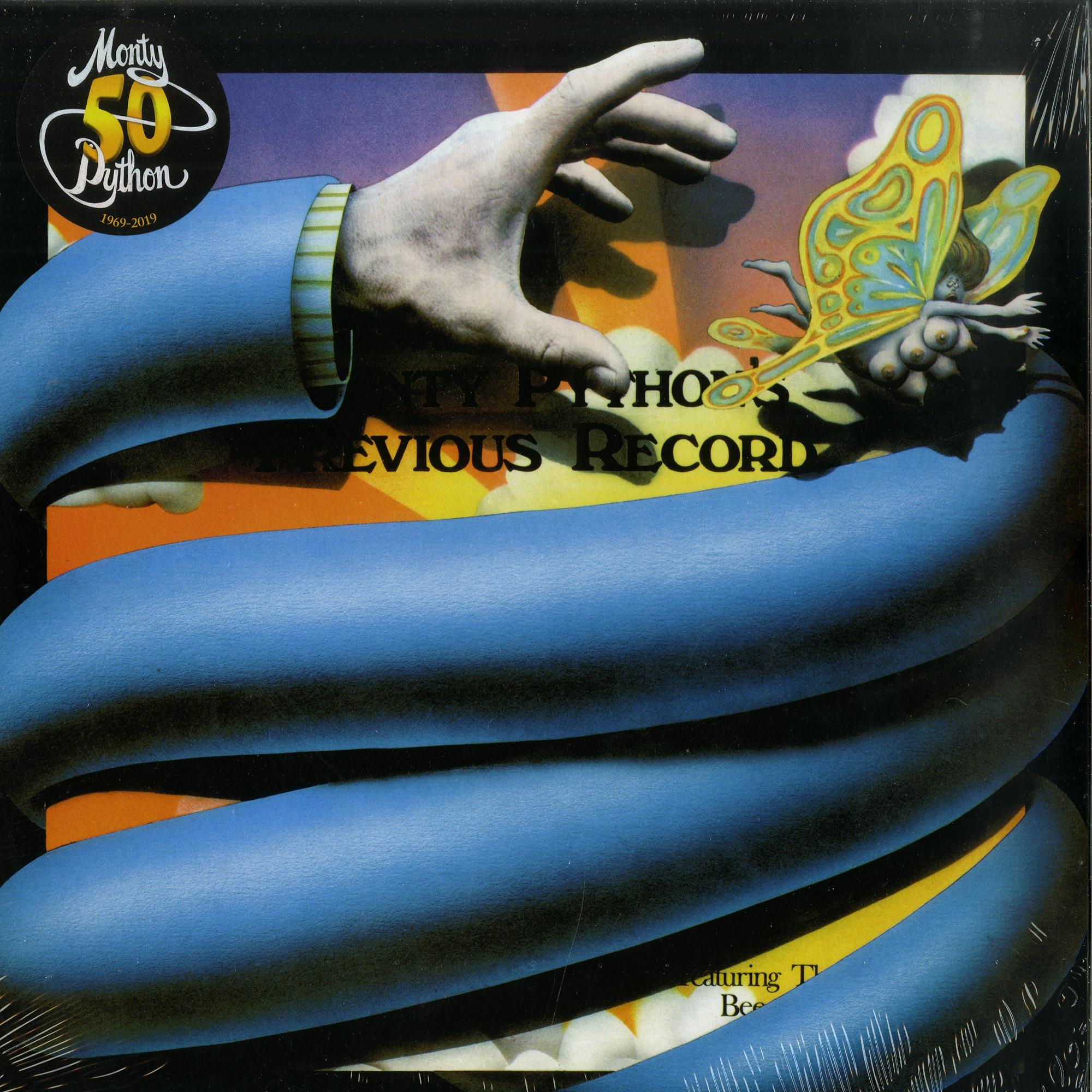 Monty Python - MONTY PYTHONS PREVIOUS RECORD