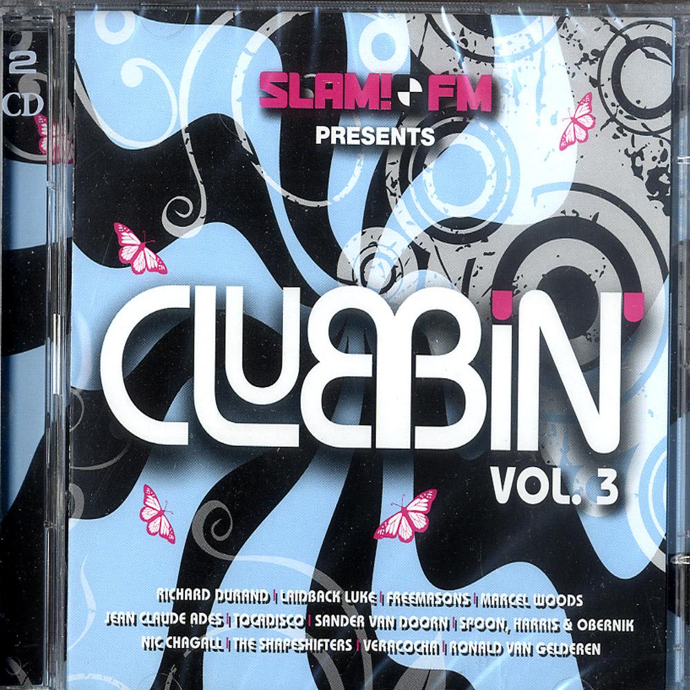 Various Artists - SLAM! PRES. CLUBBIN VOL. 3