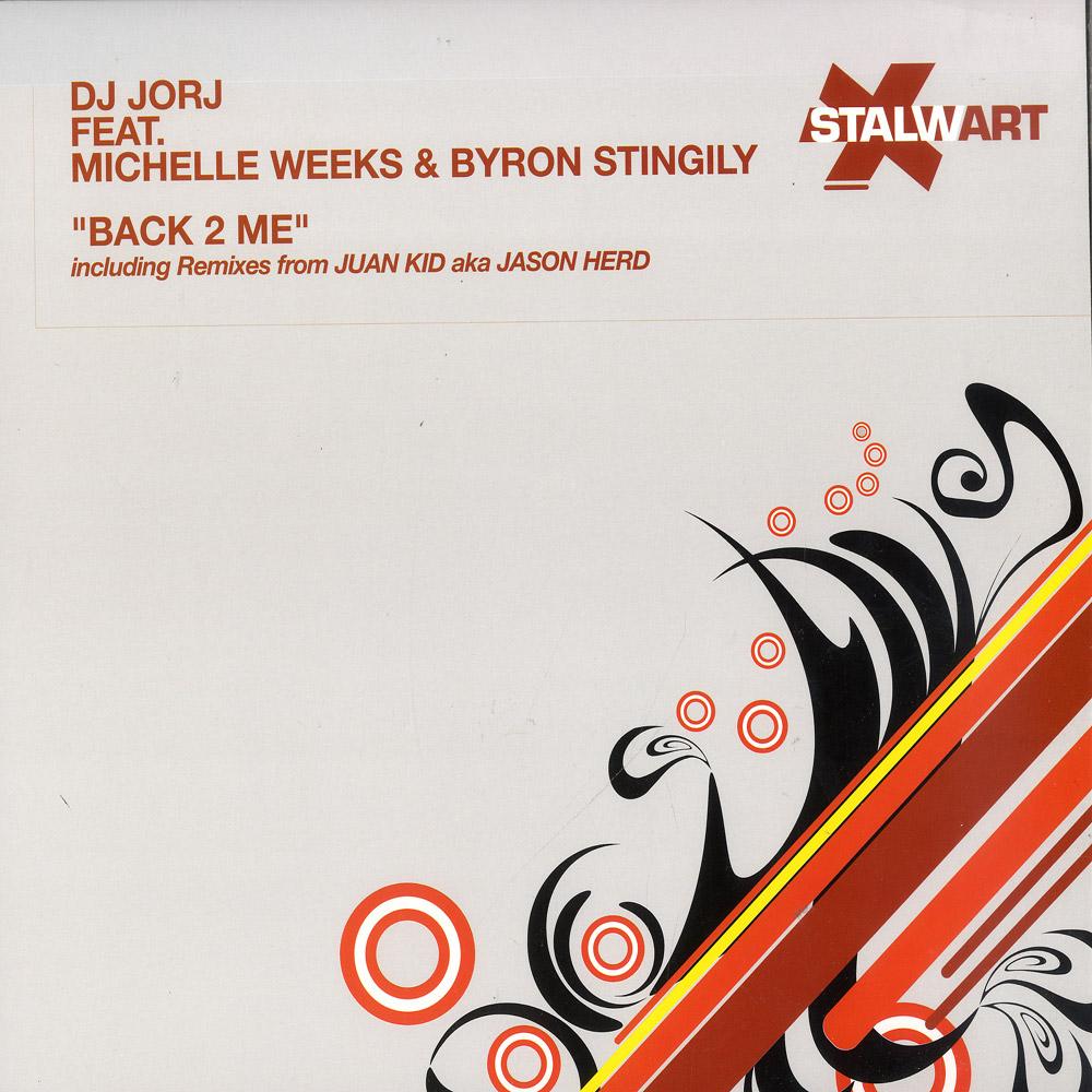 DJ Jorj feat Michelle Weeks & Byron Stingily - BACK 2 ME