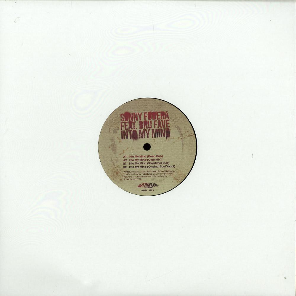 Sonny Fodera ft. Bru Fave - INTO MY MIND