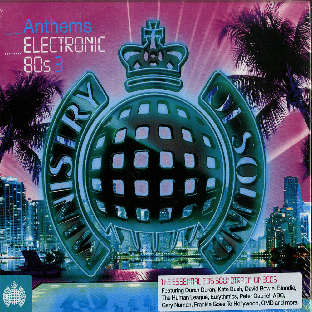 Various Artists - ANTHEMS - ELECTRONIC 80s 3