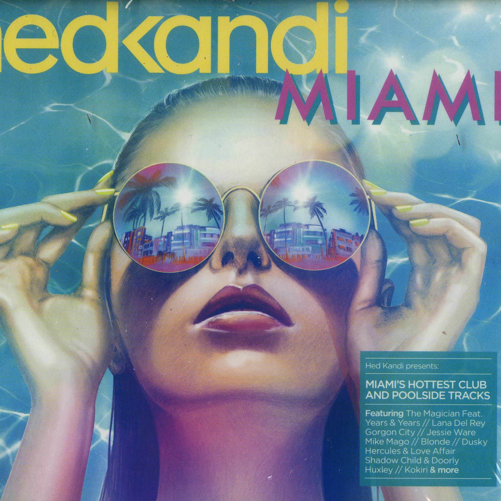 Various Artists - HED KANDI MIAMI 2015