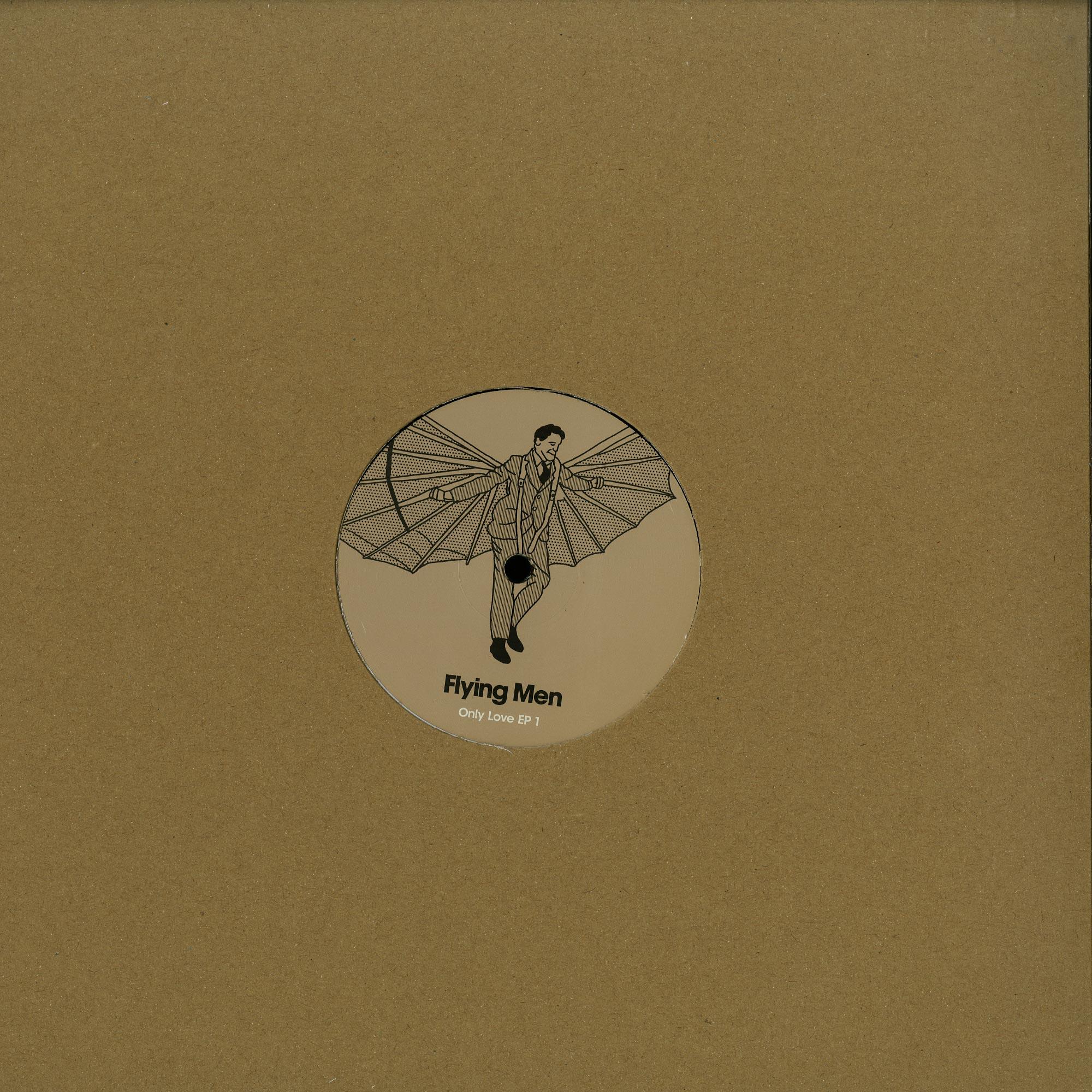 Flying Men - ONLY LOVE EP 1