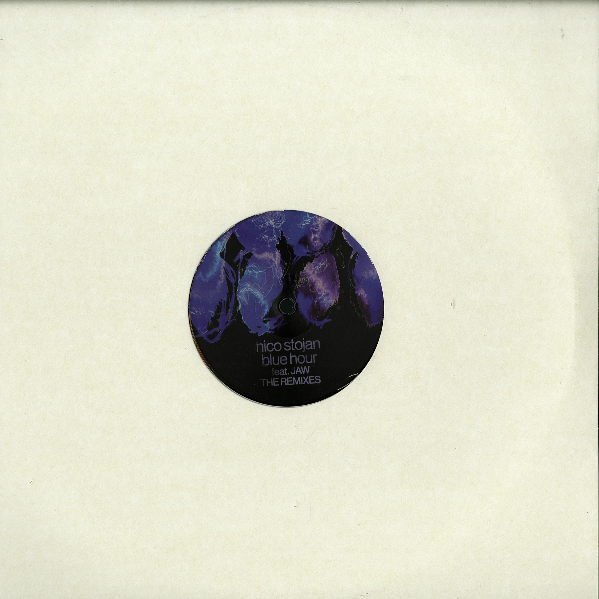 Nico Stojan - BLUE HOUR FEAT JAW - THE REMIXES EP