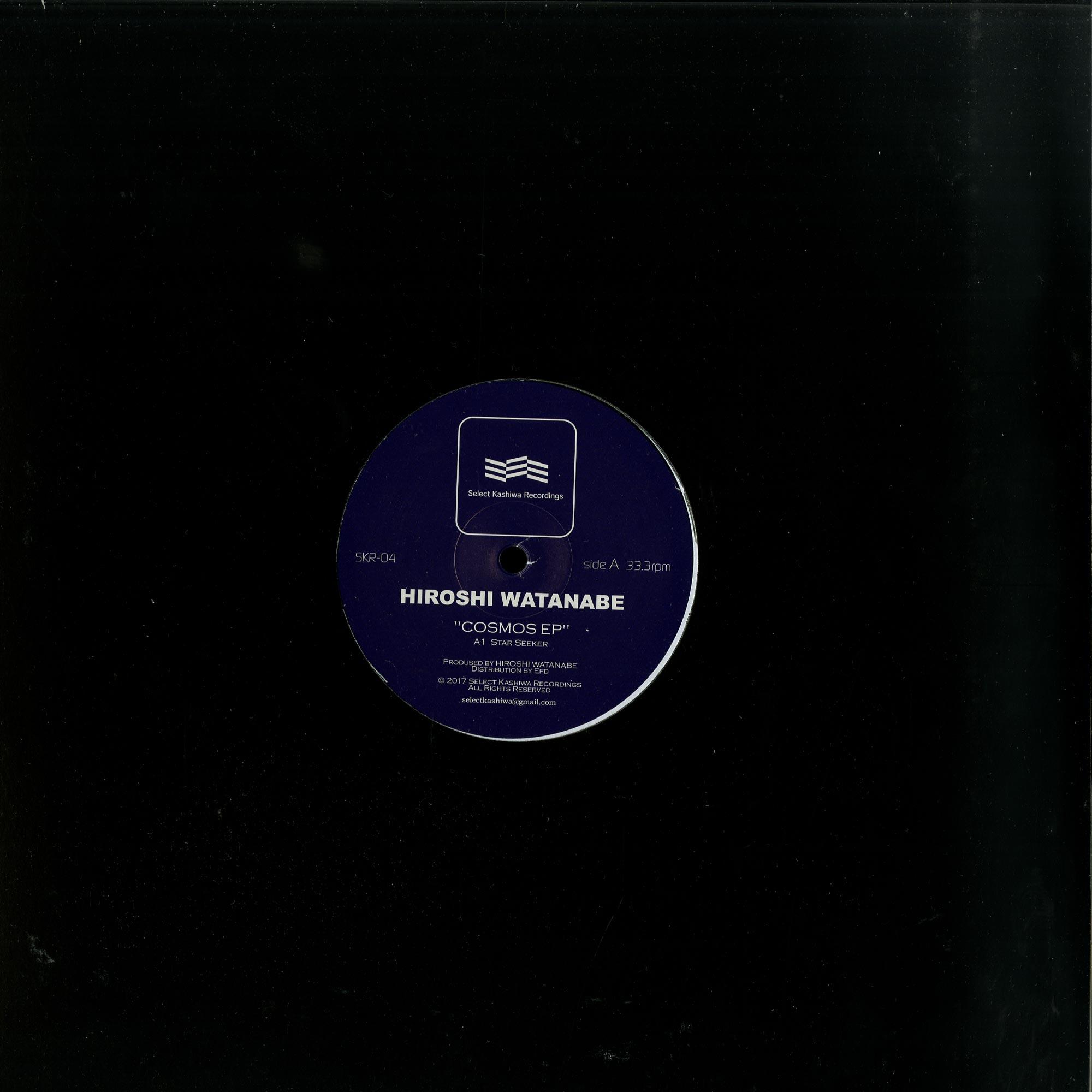 Hiroshi Watanabe / R406 - COSMOS EP
