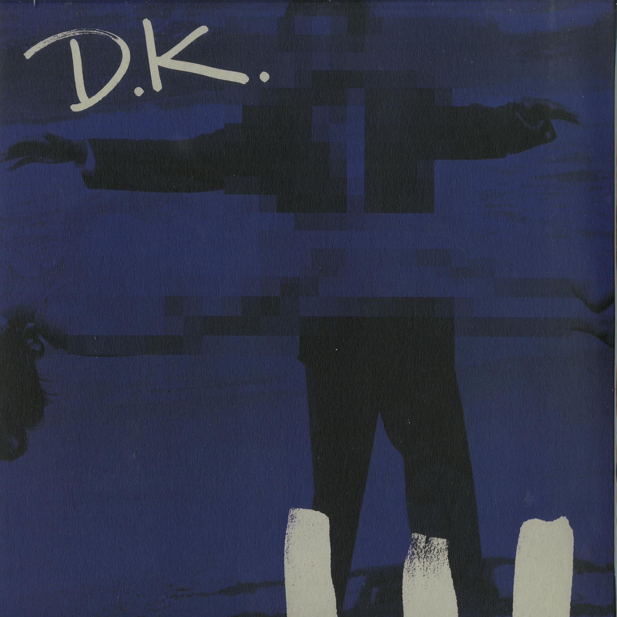 D.K. - MYSTERY DUB EP