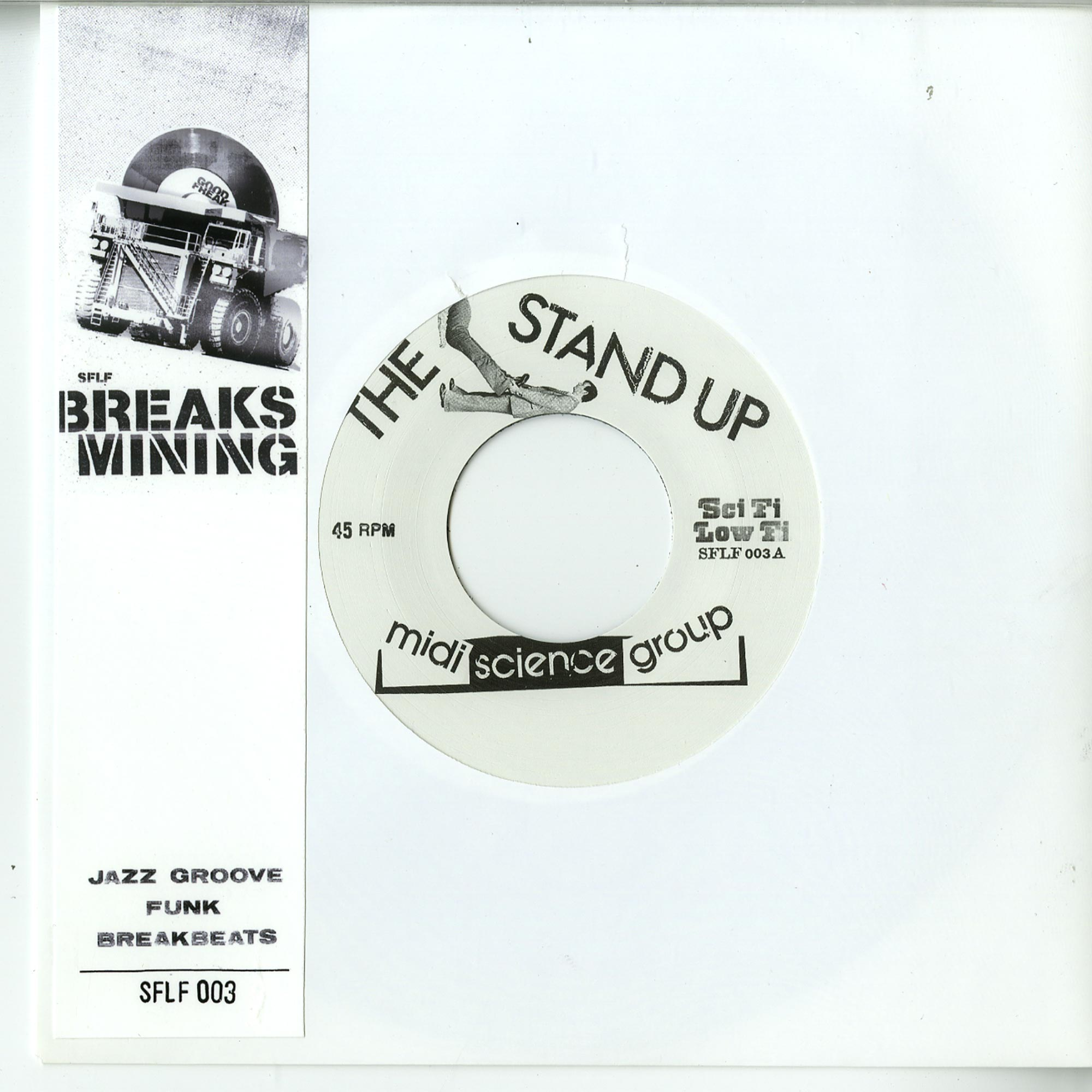 Midi Science Group - THE STAND UP / GOOD FREAK