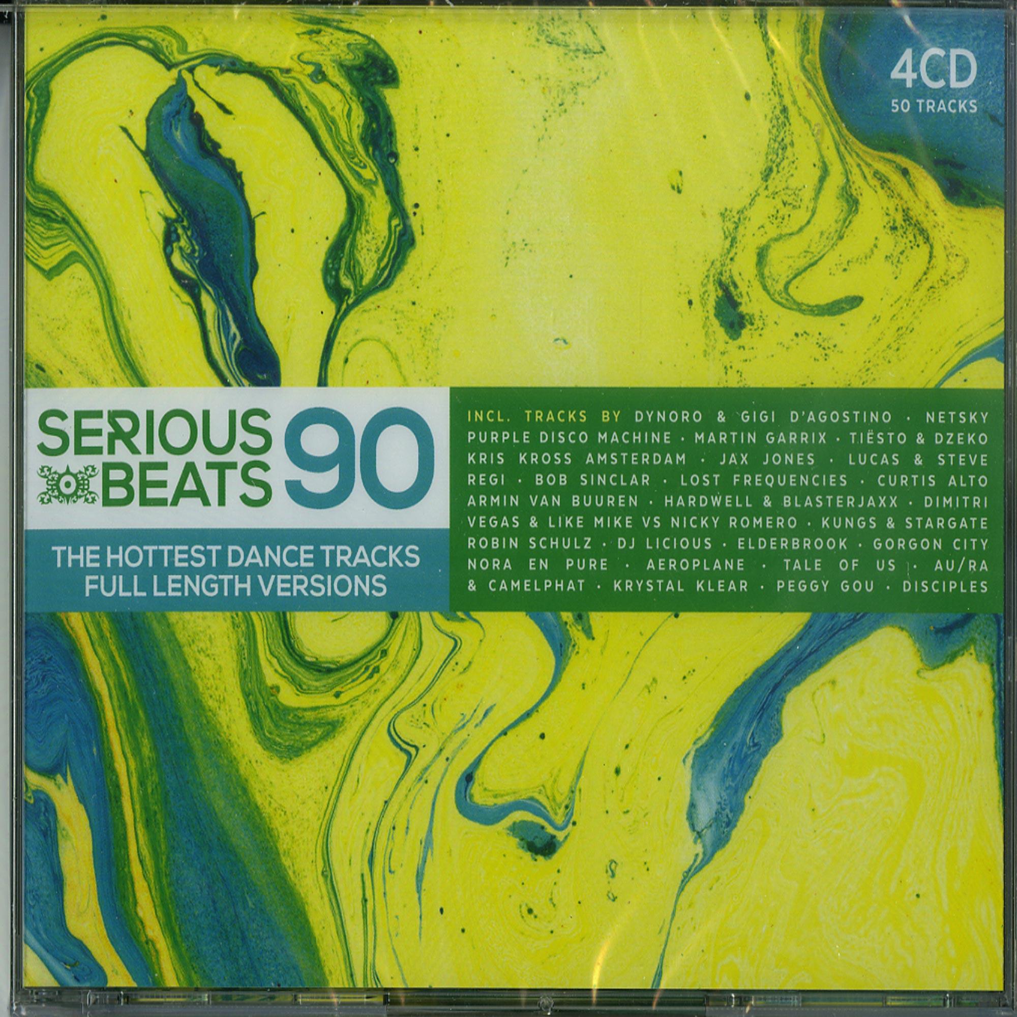 Various Artists - SERIOUS BEATS 90