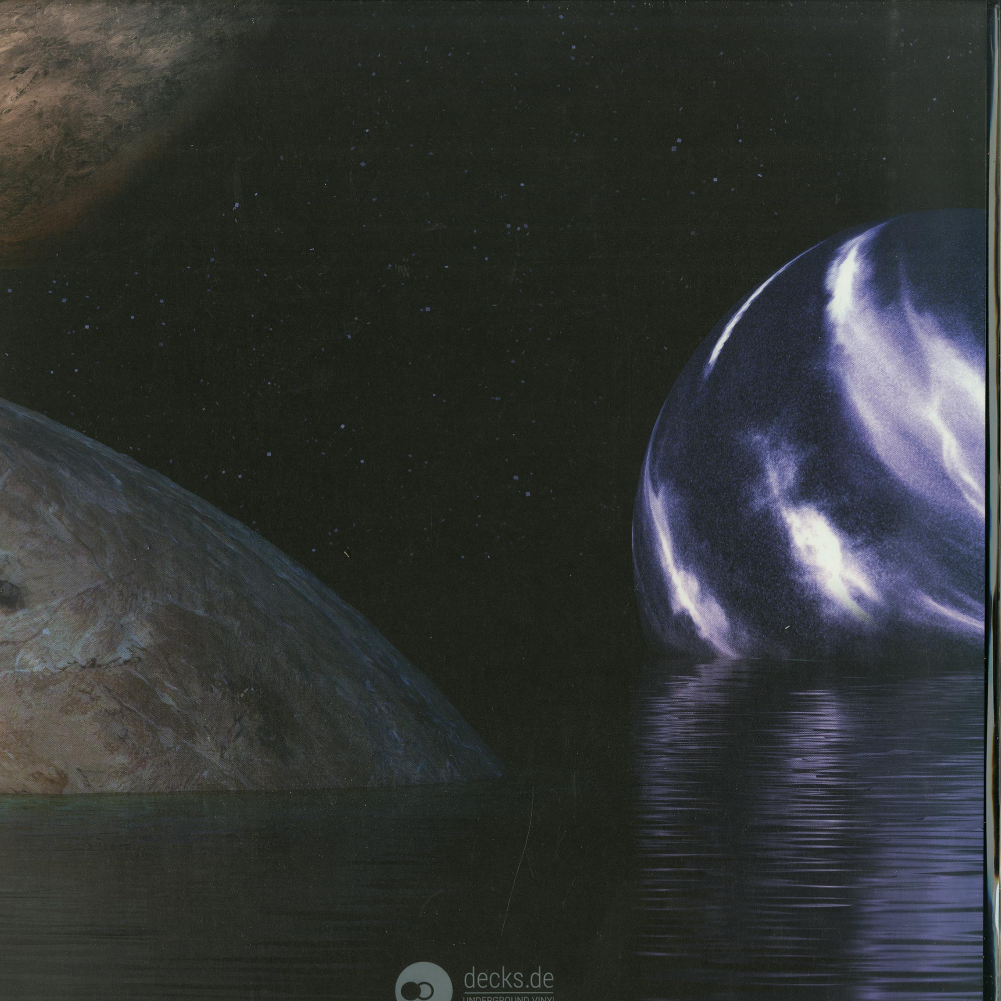 Shifted / Matrixxman / Keith Carnal / Viels - CONTINUUM 5: LUNA FRIGUS