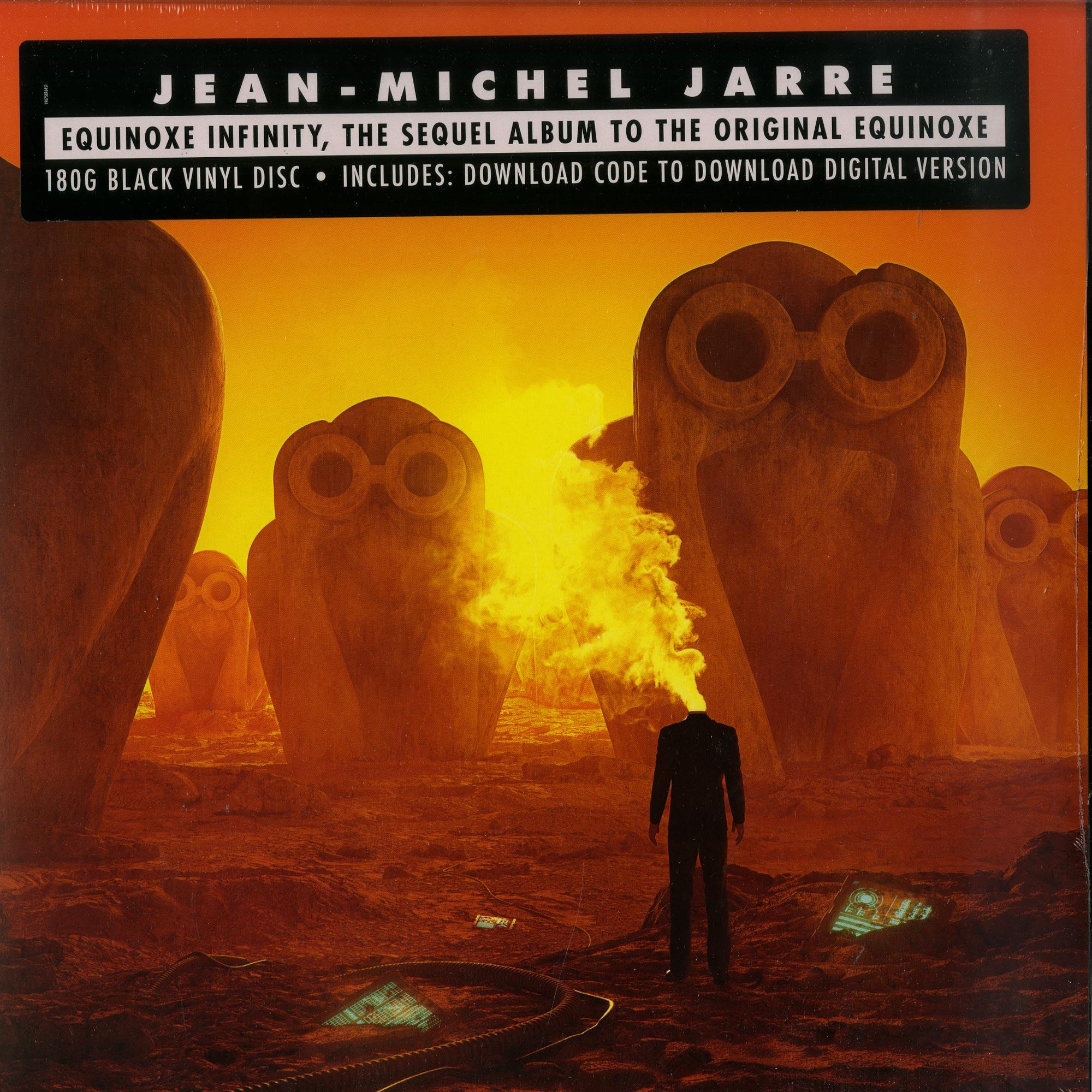 Jean-Michel Jarre - EQUINOXE INFINITY